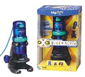digital blue qx3 microscoope