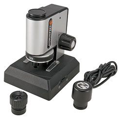 The Celestron 44330 Handheld Digital Microscope