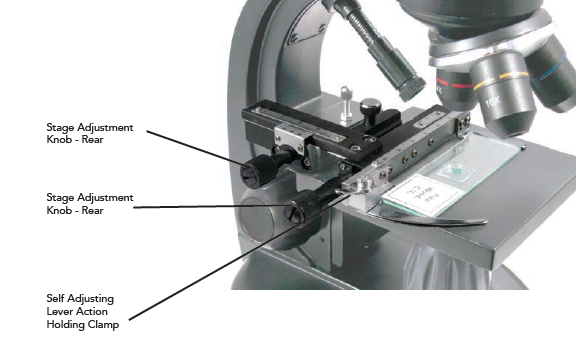 celestron lcd digital microscope controls