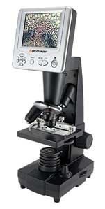 Celestron LCD Digital Microscope 44340
