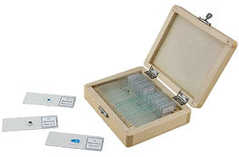 Celestron prepared microscope slides 44410