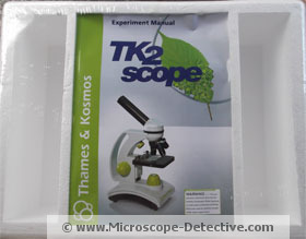 The best microscope for kids: The TK2 Scope www.microscope-detective.com/microscope-for-kids.html