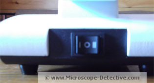 Switching modes on the TK2 Scope www.microscope-detective.com/microscope-for-kids.html