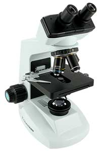 The Celestron 44108 1500x Power Professional Biological Microscope