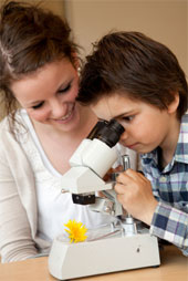 A quality kids microscope is a great gift for a budding scientist