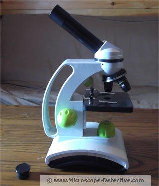 Thames & Kosmos TK2 Scope www.microscope-detective.com/microscope-for-kids.html