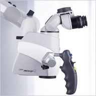 Zeiss dental microscope: The OPMI PROergo
