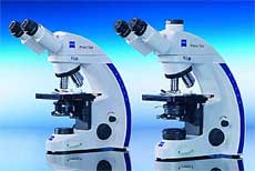 Zeiss microscope - the Primo Star